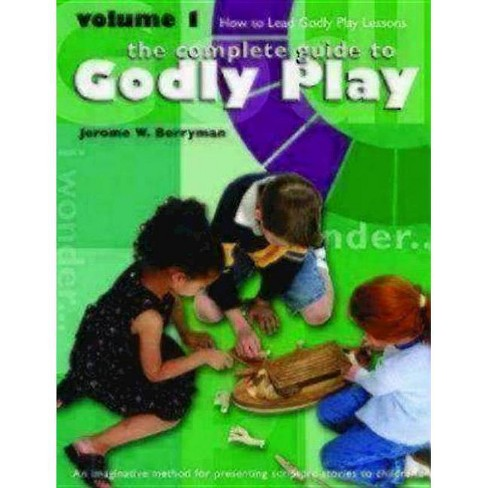 Godly Play Volume 1 - (Godly Play (Paperback)) by  Jerome W Berryman (Paperback) - image 1 of 1