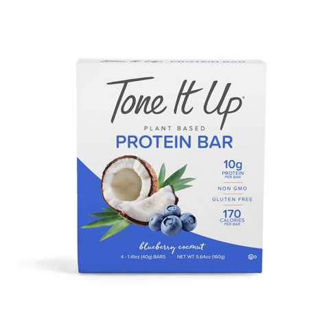 Tone It Up Protein Bar - Blueberry Coconut - image 1 of 5