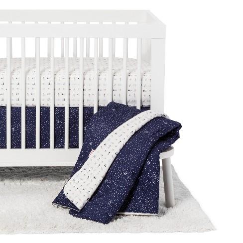 Babyletto 5pc Crib Bedding Set - Galaxy - image 1 of 4