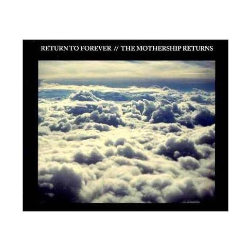Return To Forever - Mothership Returns (CD) - image 1 of 1
