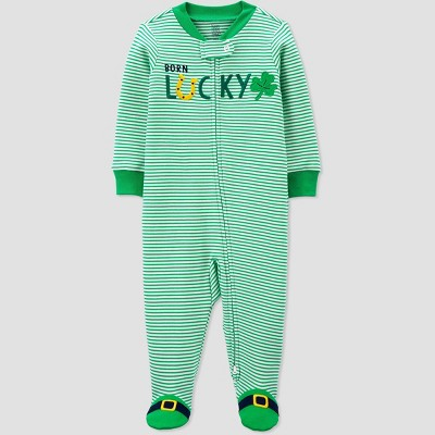 Baby St. Patrick's Day Sleep N' Play - Just One You® made by carter's Green 3M