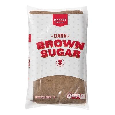Sugar & Sweetener: Market Pantry Dark Brown Sugar