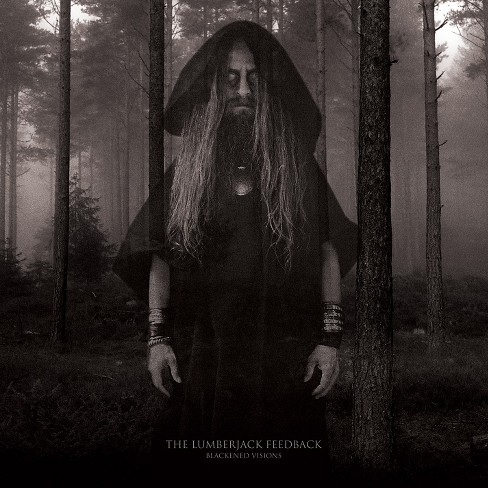 Lumberjack feedback - Blackened visions (CD) - image 1 of 1