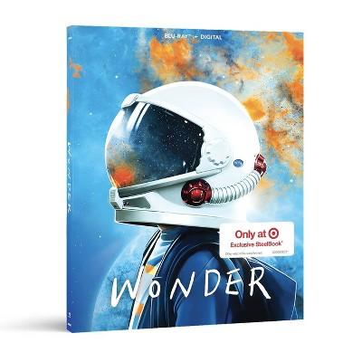 Wonder (Target Exclusive Steelbook)(Blu-ray + Digital)