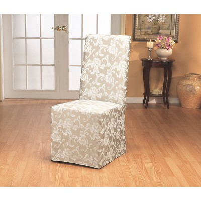 Long Dining Room Chair Slipcovers   Sure Fit® : Target