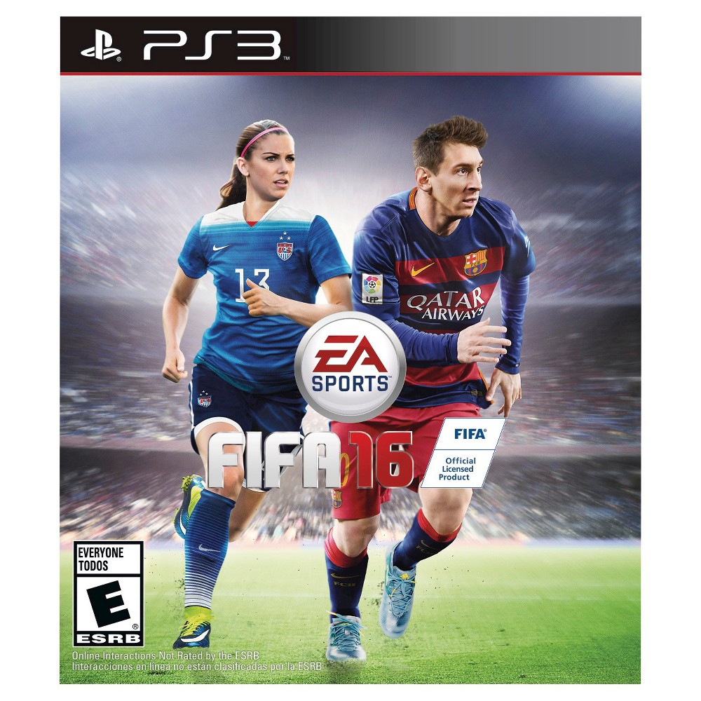 Fifa 16 Pre-Owned PlayStation 3