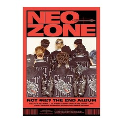 NCT 127 - NCT #127 Neo Zone (C Ver.) (CD)