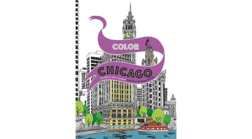 Color Chicago (Paperback) (Hennie Haworth)