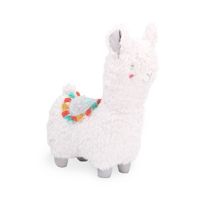 The Peanutshell Little Llama Plush Toy