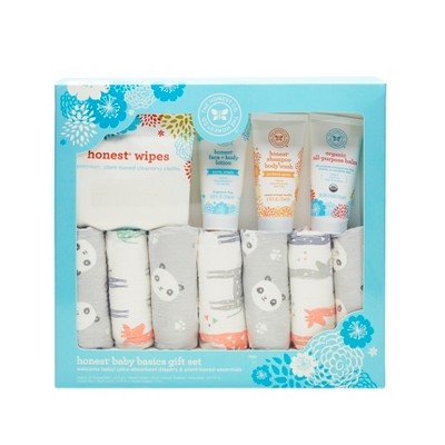 Honest Company Baby Basics Gift Set