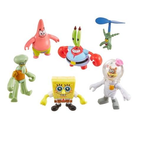 Fisher-Price Imaginext Spongebob Squarepants Figure 6pk - image 1 of 4