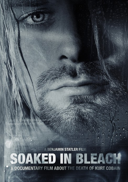 Soaked in bleach (DVD) - image 1 of 1