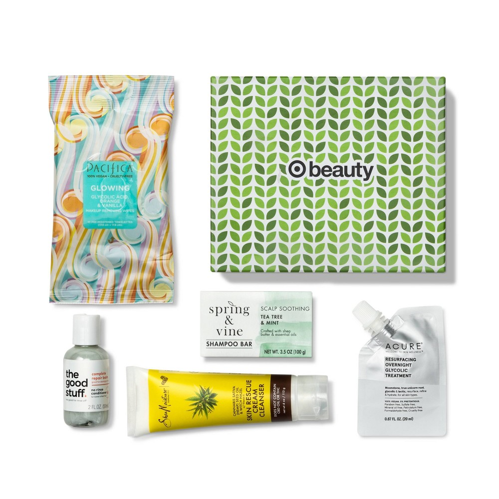 Image of Target Beauty Box - Spring Into Clean