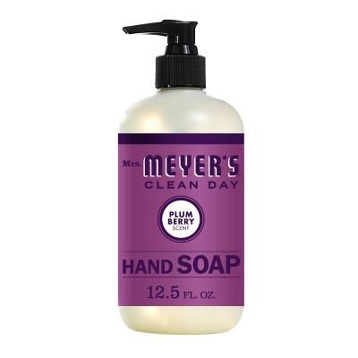 Mrs. Meyer's Clean Day Hand Soap Plum - 12.5 fl oz
