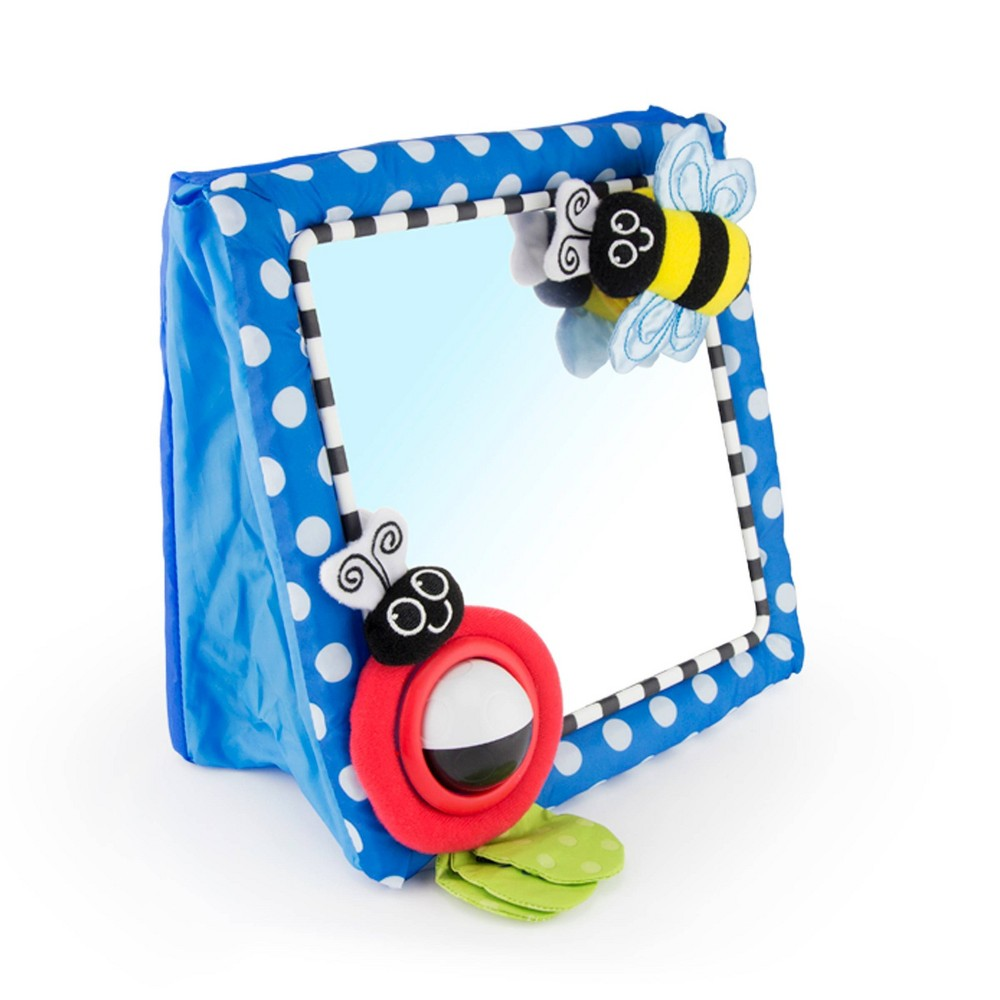 Image of Sassy Baby Sensory Development Floor Mirror
