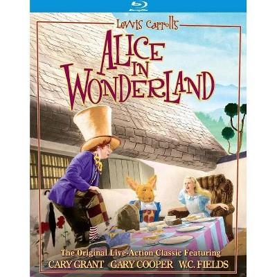 Alice In Wonderland (Blu-ray)(2020)