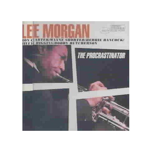 Lee Morgan - Procrastinator (CD) - image 1 of 1
