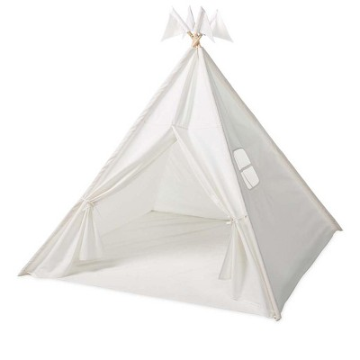 HearthSong - 4' Light-Up Fabric Play Tent with Sewn-in Floor