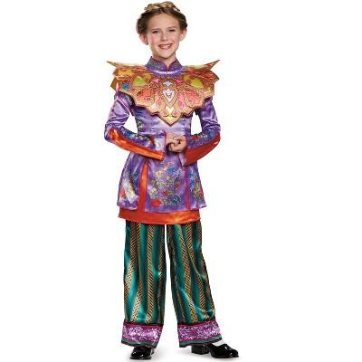 Alice in Wonderland Looking Glass Alice Deluxe Child Costume