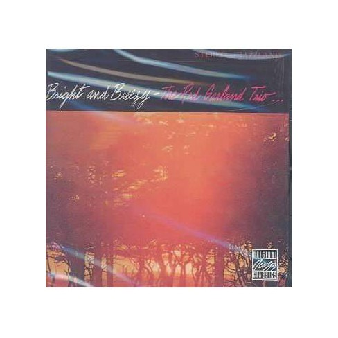 Garland - Bright and Breezy (CD) - image 1 of 1