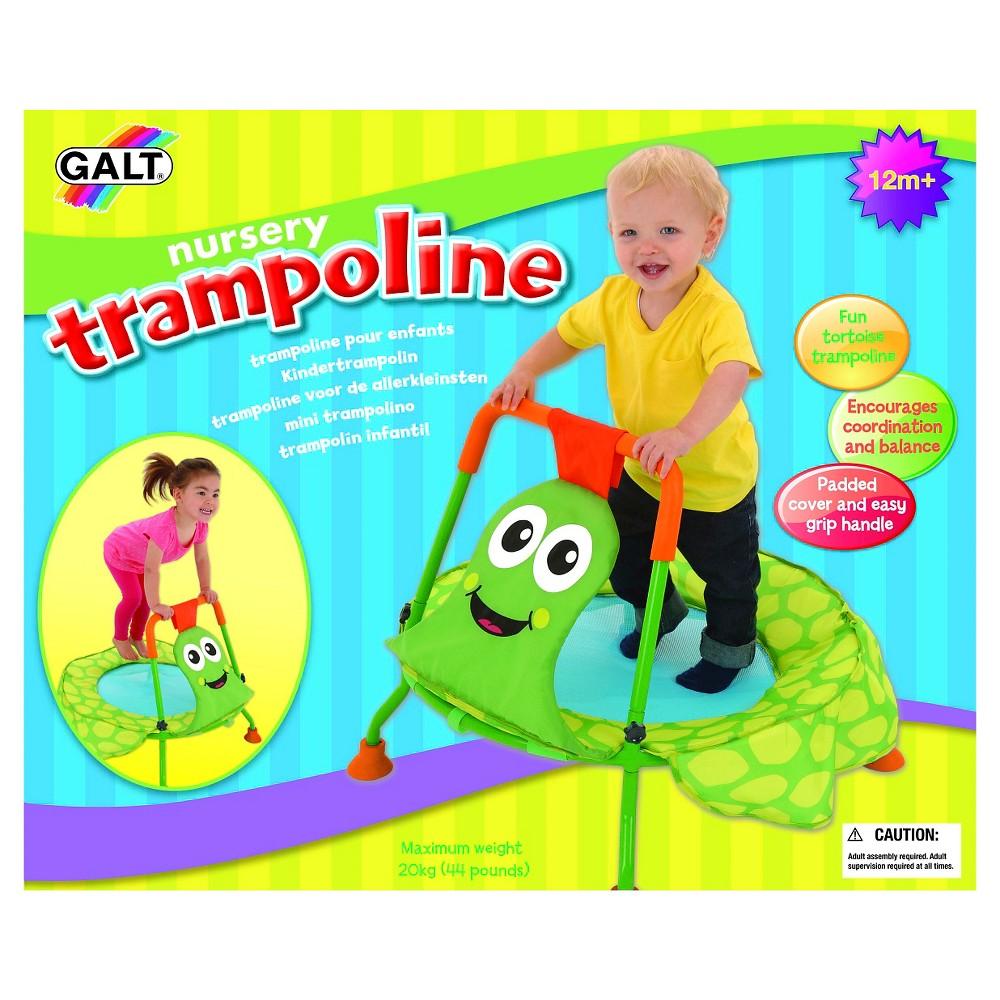 Galt Nursery Trampoline, Multi-Colored