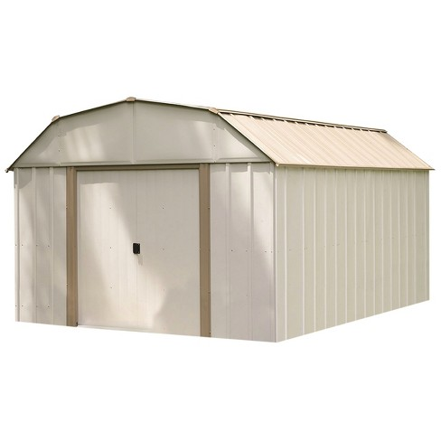 Lexington 10' X 14' Steel Storage Shed - Arrow Storage Products - image 1 of 4