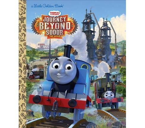 Thomas & Friends Journey Beyond Sodor The Movie (Hardcover) - image 1 of 1