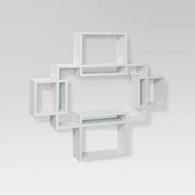 Interlocking Shelf - White - Threshold™