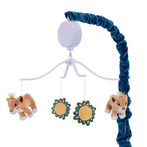 Lambs & Ivy Lion King Adventure Musical Baby Crib Mobile - image 1 of 4