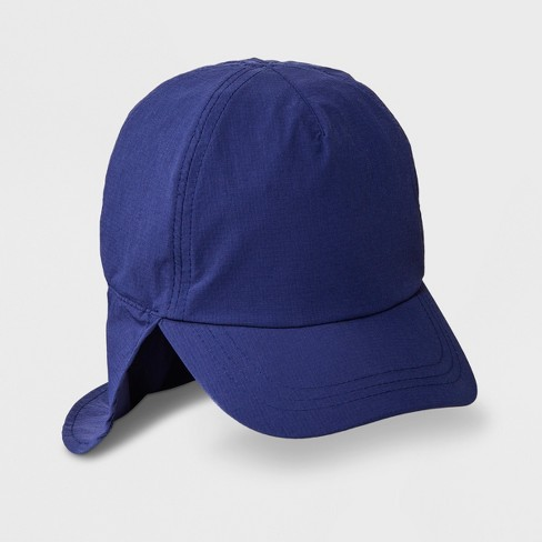Boys  SPF Baseball Hat - Cat   Jack™ Blue One Size   Target 5c518298844