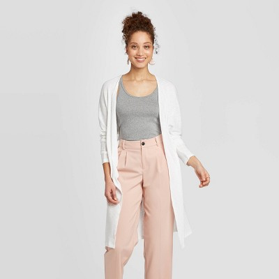 Women's Cardigan - A New Day™ White M