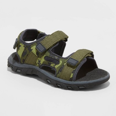 Boys' Kolin Hiking Sandals - Cat & Jack™ Camouflage