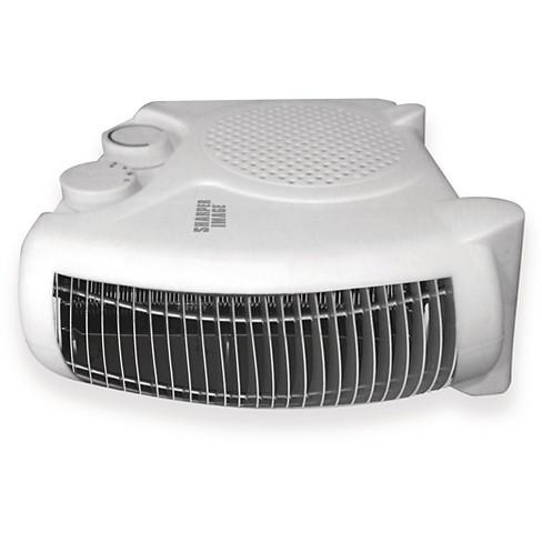 Sharper Image 10 Table Top Heater White