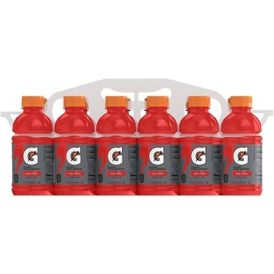 Gatorade Fruit Punch Sports Drink - 12pk/12 fl oz Bottles