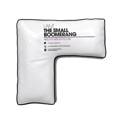 I AM The Small Boomerang Multi-Position Pillow