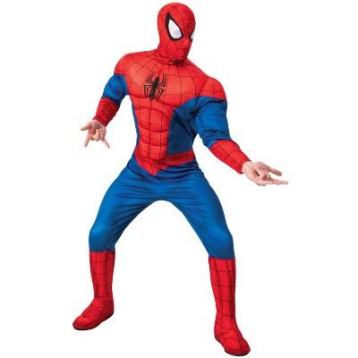 Marvel Marvel Deluxe Spider-Man Adult Costume