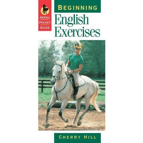 Beginning English Exercises - (Arena Pocket Guides) by  Cherry Hill (Spiral_bound) - image 1 of 1