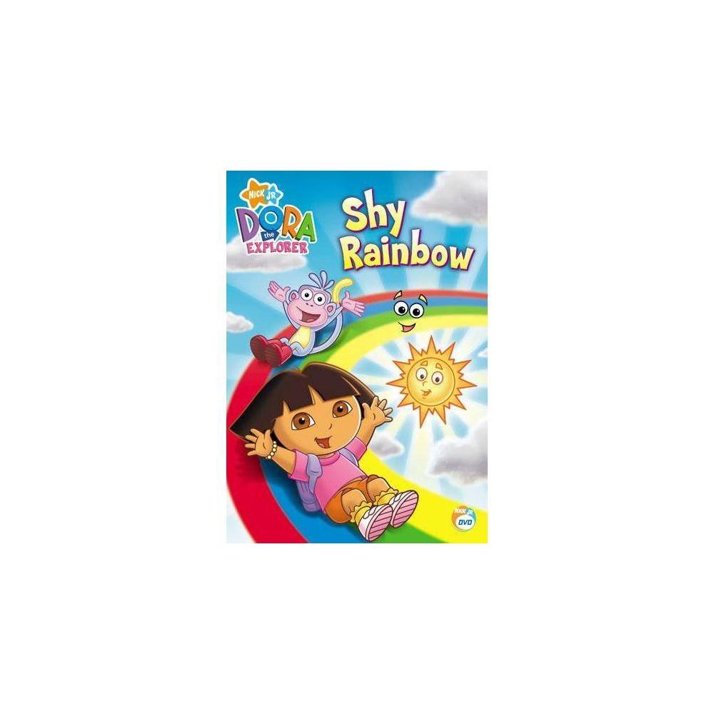 Dora The Explorer Shy Rainbow Dvd 2007