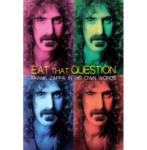 Eat That Question (DVD) - image 1 of 1