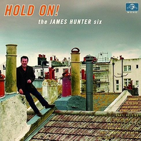 James Six Hunter - Hold On (CD) - image 1 of 1