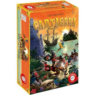 Cartagena (4th Printing) Board Game