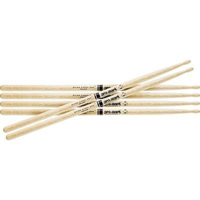Promark 3-Pair Japanese White Oak Drumsticks Nylon 2B
