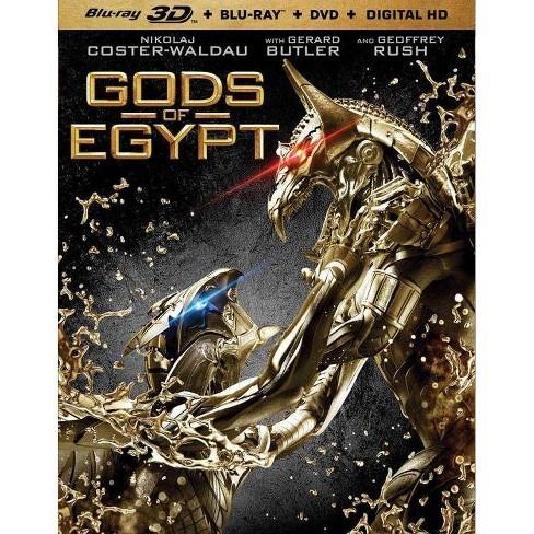 Gods of Egypt (Blu-ray) - image 1 of 1