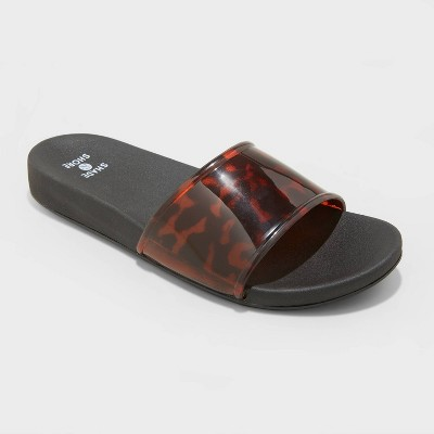 Women's Pixie Slide Sandals - Shade & Shore™