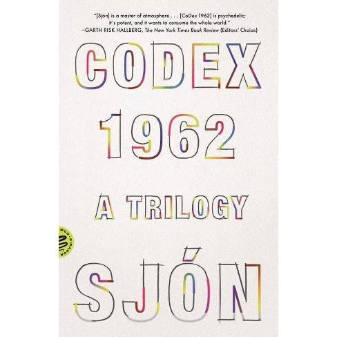 Codex 1962 - by  Sjon (Paperback) - image 1 of 1