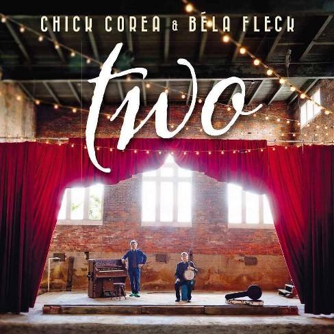 Chick Corea & Béla Fleck - Two (CD) - image 1 of 1