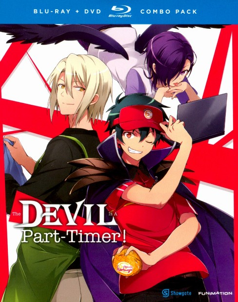 Devil is a part timer:Complete series (Blu-ray) - image 1 of 1