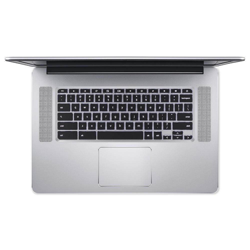 Acer 15.6 Full HD Ips Touchscreen Chromebook - Aluminum Silver (CB515-1HT-C2AE)