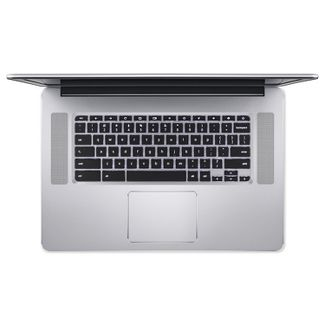 "Acer 15.6"" Full HD IPS Touchscreen Chromebook - Aluminum Silver (CB515-1HT-C2AE)"