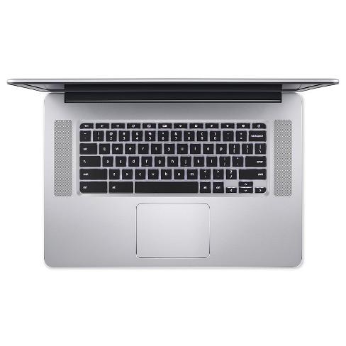 "Acer 15.6"" Full HD IPS Touchscreen Chromebook - Aluminum Silver (CB515-1HT-C2AE) - image 1 of 7"